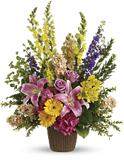 Glorious Grace Bouquet Flowers