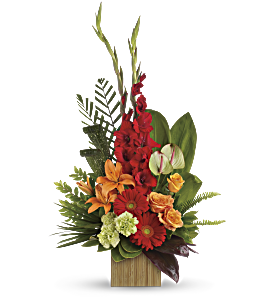 Heart's Companion Bouquet by Teleflora, picture