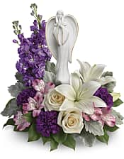 Beautiful Heart Bouquet Flowers