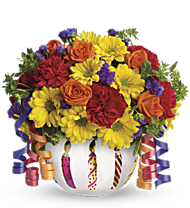 Teleflora's Brilliant Birthday Blooms, picture