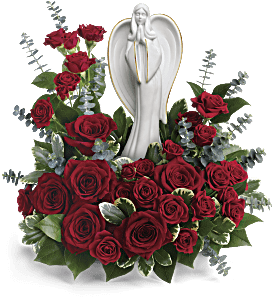 Forever Our Angel Bouquet by Teleflora, picture