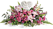 Teleflora's Heartfelt Farewell Bouquet Flowers