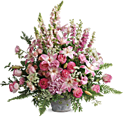 Teleflora's Graceful Glory Bouquet Flowers