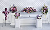 Teleflora's Lavender Tribute Collection Flowers