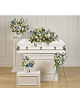Teleflora's Tender Remembrance Collection, picture