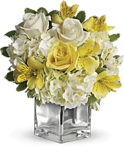 Sweetest Sunrise Bouquet Flowers