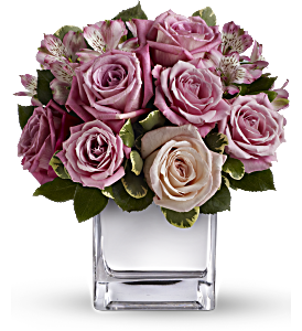 Teleflora's Rose Rendezvous Bouquet, picture