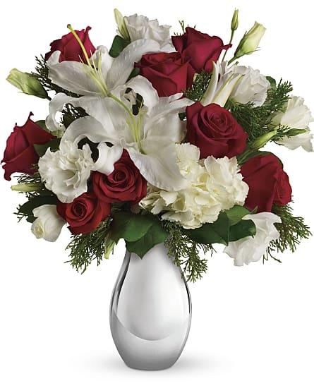 Silver noel bouquet flowers silver noel flower bouquet silver noel bouquet flowers silver noel bouquet flowers mightylinksfo