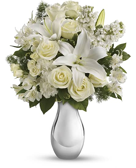 Shimmering white bouquet flowers shimmering white flower bouquet shimmering white bouquet flowers shimmering white bouquet flowers mightylinksfo