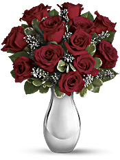 Teleflora's Winter Grace Bouquet Flowers