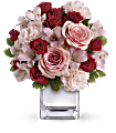 Love That Pink Bouquet with Roses Flowers