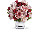 Teleflora's Love That Pink Bouquet with Roses, picture