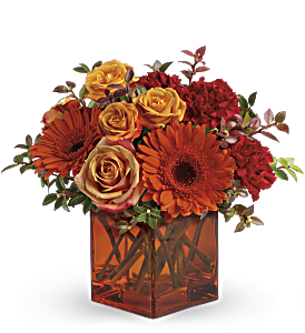 Teleflora's Sunrise Sunset, picture