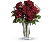 Teleflora's Kiss of the Rose, picture