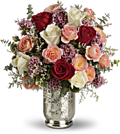 Teleflora's Always Yours Bouquet Flowers