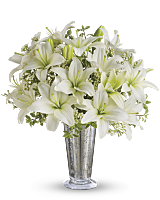 Heavenly and Harmony Lilies adn Roses