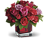 Madly in Love Bouquet with Red Roses by Teleflora, picture