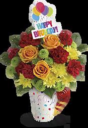 Fun 'n Festive Bouquet Flowers