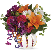 Party Starter Bouquet Flowers