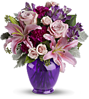 Teleflora's Elegant Beauty Flowers