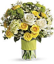 Your Sweet Smile by Teleflora Flowers
