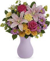 Perfectly Pastel Flowers