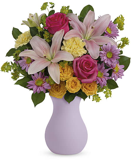 Perfectly Pastel Flowers Perfectly Pastel Flower Bouquet
