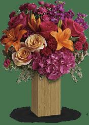 Fuchsia Fantasy Flowers