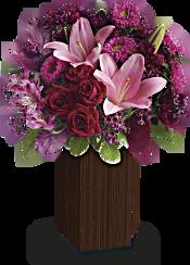 A Fine Romance by Teleflora Flowers