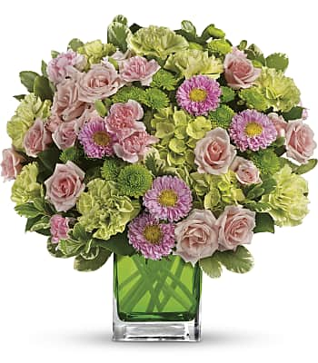 Make Her Day Flowers