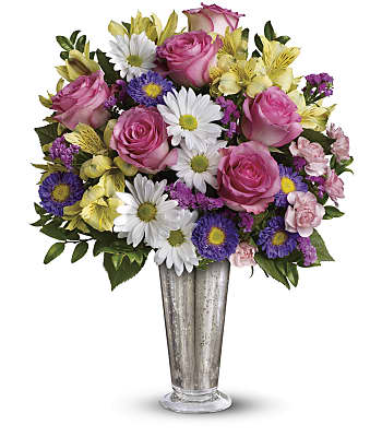 Smile And Shine Bouquet Flowers