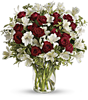 Endless Romance Bouquet Flowers