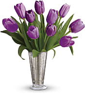 Tantalizing Tulips Bouquet  Flowers