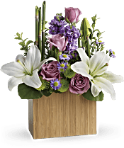 Kissed With Bliss by Teleflora Flowers
