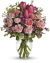Full Of Love Bouquet Flowers