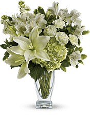 Purest Love Bouquet Flowers