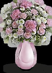 Teleflora's Radiant Reflections Bouquet Flowers