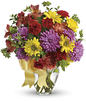 Color Me Yours Bouquet Flowers
