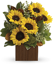 You're Golden Bouquet  Flowers