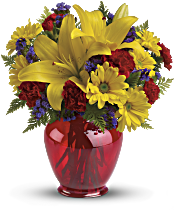 Teleflora's Let's Celebrate Bouquet Flowers