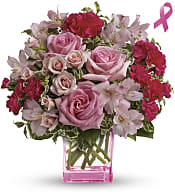 Pink Grace Bouquet Flowers