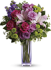 Fresh Flourish Bouquet Flowers