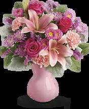Lush Blush Bouquet Flowers
