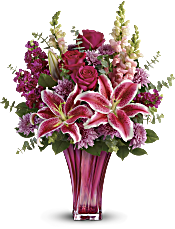 Teleflora's Bold Elegance Bouquet Flowers