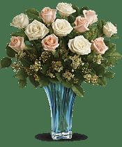 Ocean Of Roses Bouquet Flowers