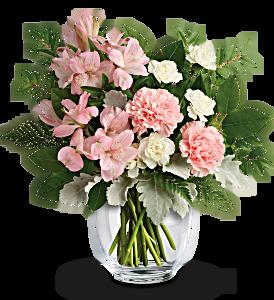 Telefloras Whisper Soft Bouquet Picture