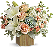 Teleflora's Desert Sunrise Bouquet DX Flowers