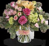 Blush Life Bouquet Flowers
