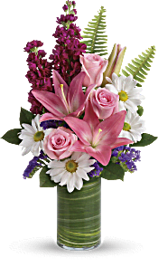 Teleflora's Playful Daisy Bouquet DX Flowers