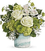 Teleflora's Seaside Roses Bouquet Flowers